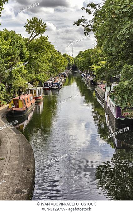 Little Venice, London, England, UK