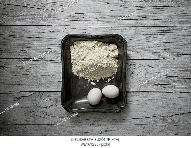 Image on grains