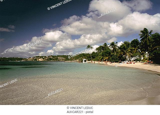 French Caribbean - Caribbean Islands - Guadeloupe - Grande Terre - St Anne