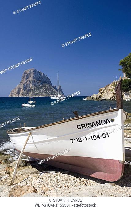 Es Vedra, Cala d'Hort, Ibiza, Balearics