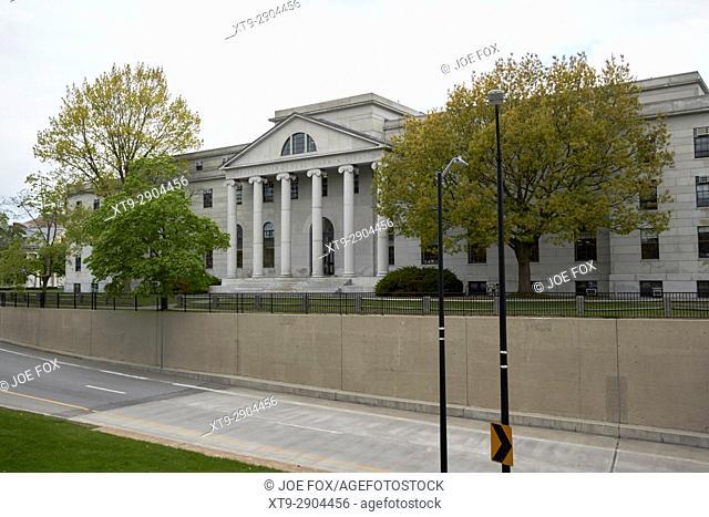 littauer center of public administration harvard university Boston USA