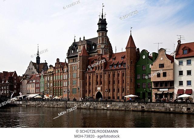 Danzig/Gdansk, Mottlauufer
