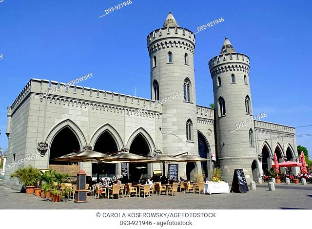 D, Germany, Brandenburg, Potsdam, Old town, Nauener Tor, Nauen Gate