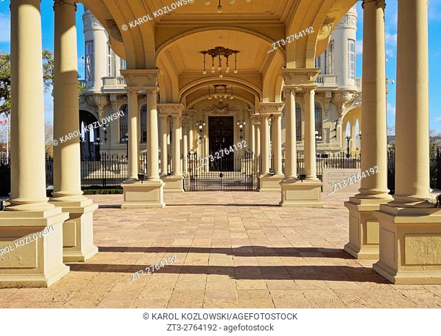Argentina, Buenos Aires Province, Tigre, View of the Municipal Museum of Fine Art