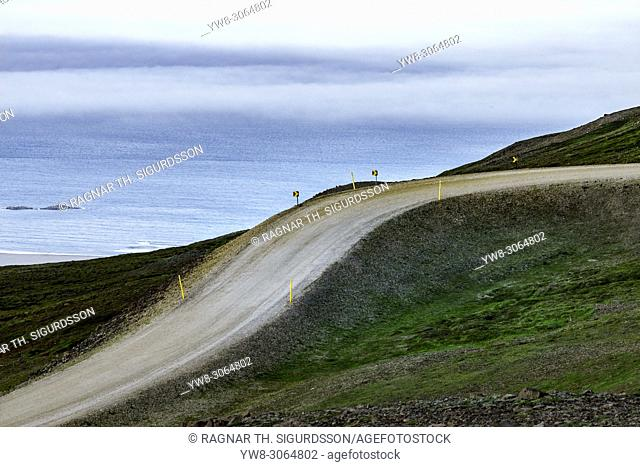 Empty, Ring Road, Eastern Iceland