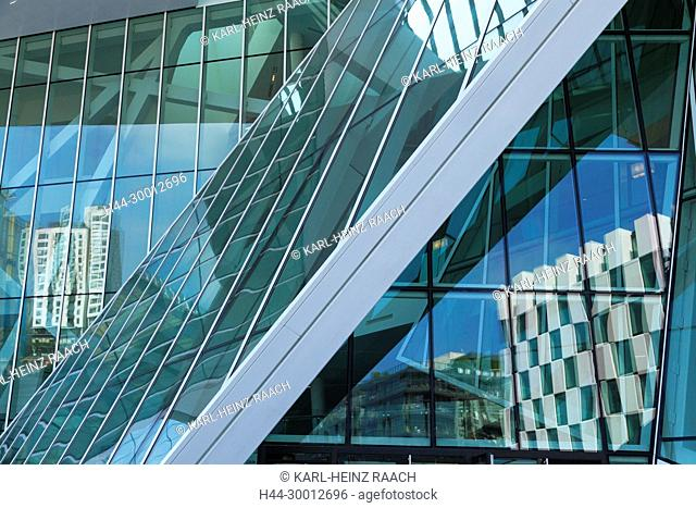 Irland, Dublin, Grand Canal Theatre, Docklands