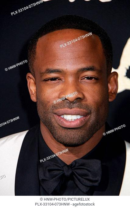 Chike Okonkwo at The Birth of a Nation Los Angeles Premiere held at the Cinerama Dome on Wednesday, Sept. 21, 2016, in Los Angeles, California
