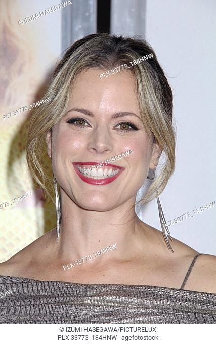 "Erin Cardillo 02/11/2019 The World Premiere of """"Isn't It Romantic"""" held at the Theatre at Ace Hotel in Los Angeles, CA Photo by Izumi Hasegawa / HNW /..."