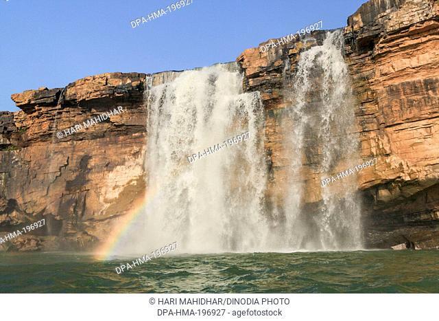 Chitrakot waterfalls, bastar, chhattisgarh, india, asia