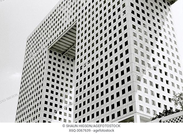 The Elephant Chang Building in Chatuchak in Bangkok in Thailand in Southeast Asia Far East