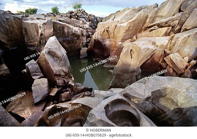Bourke's potholes, Mpumalanga