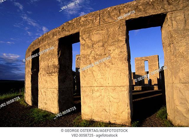 Stonehenge Memorial, Klickitat County, Washington