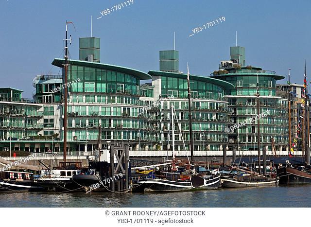 Riverside Apartments, London, England