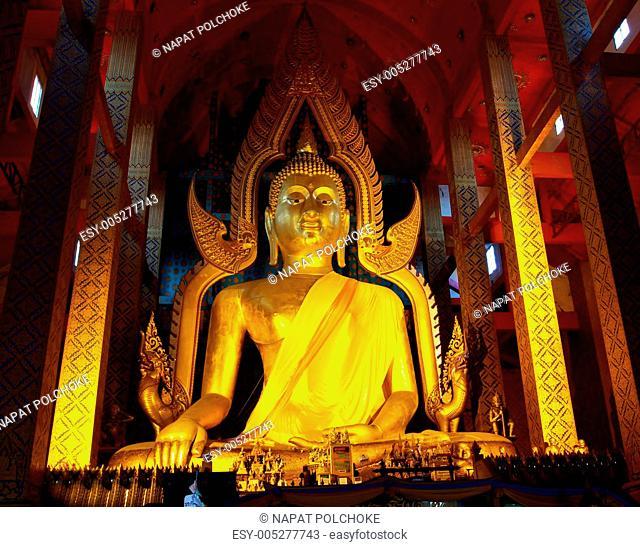 Buddha statue in ,thailand