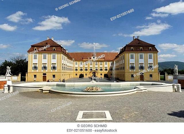 Schloss Hof in Österreich