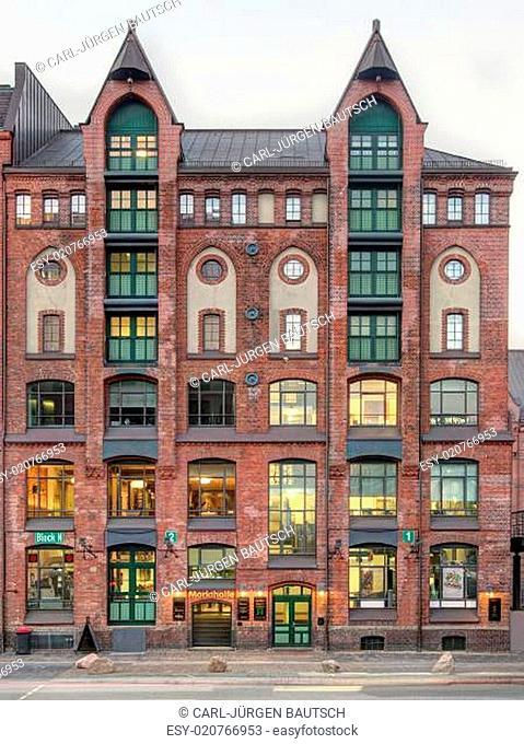 Block N - Speicherstadt Hamburg