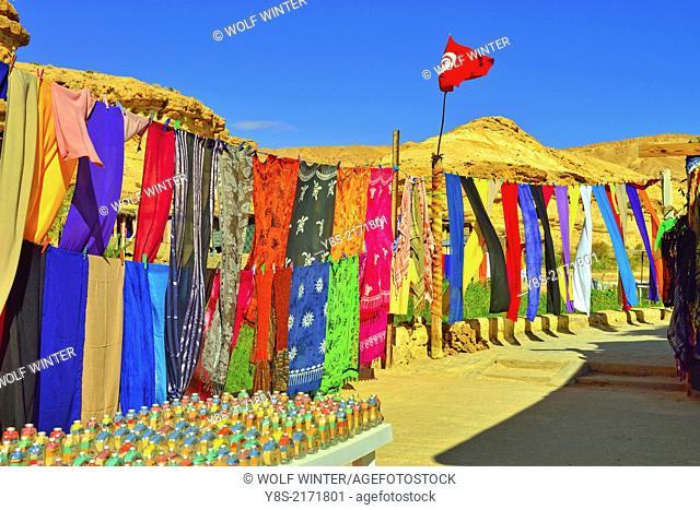Oasis Tamerza, Tozeur Province,Tunisia