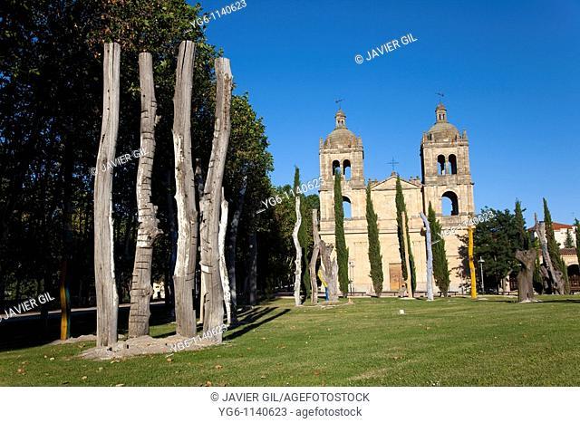 Church of Santisima trinidad del arrabal, Salamanca, Castilla y Leon, Spain
