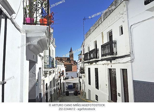 Aroche, Huelva, Spain