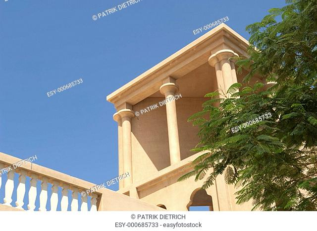 Arabian Fort in Ras al Khaimah Dubai