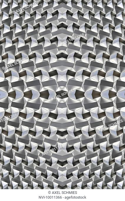 Architecture abstract, Honeycomb structure