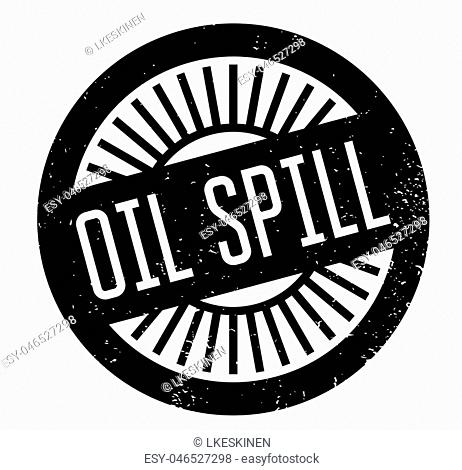 Sign Of Oil Spill Stock Photos And Images