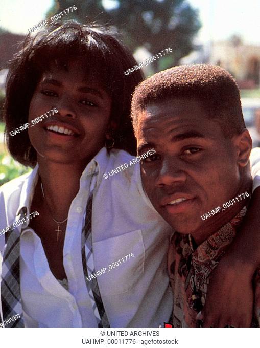 Jungs im Viertel, (BOYZ'N THE HOOD) USA 1991, Regie: John Singleton