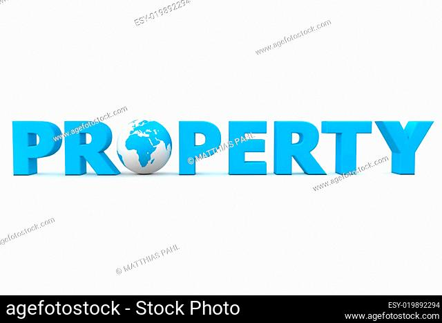 Property World Blue