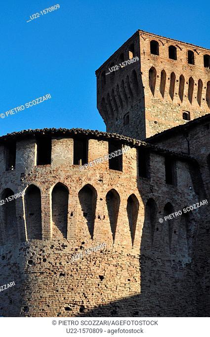 Vignola (Modena, Italy): the Castle