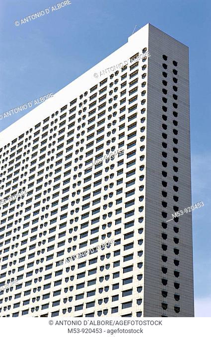 The Ritz-Carlton hotel Singapore. asia