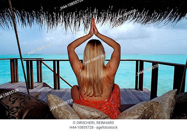 10855728, Maldives, Indian Ocean, Medhufushi, Meem