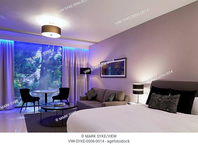 Good Life Suites Sydney offers an executive experience with the qualities of a five-star hotel. It combines generous private li