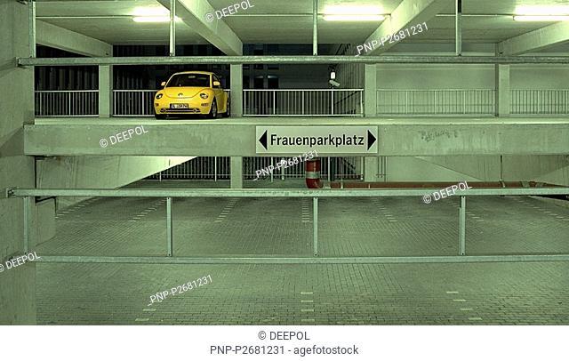 Womens Parking