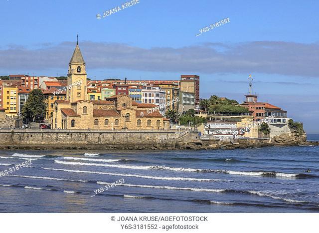Gijon, Asturias, Spain, Europe