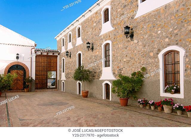 El Madrono farmhouse, Martos, Jaen province, Region of Andalusia, Spain, Europe