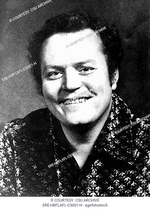 Larry Flynt, publisher of Hustler magazine, in 1975