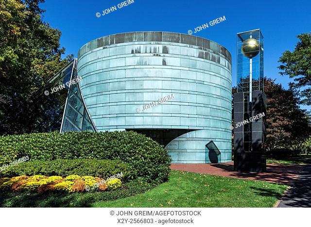 The MBA Class of 1959 Chapel, Harvard University, Boston, Massachusetts, USA