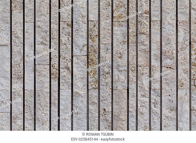 Granite stone gray decorative brick wall seamless background texture