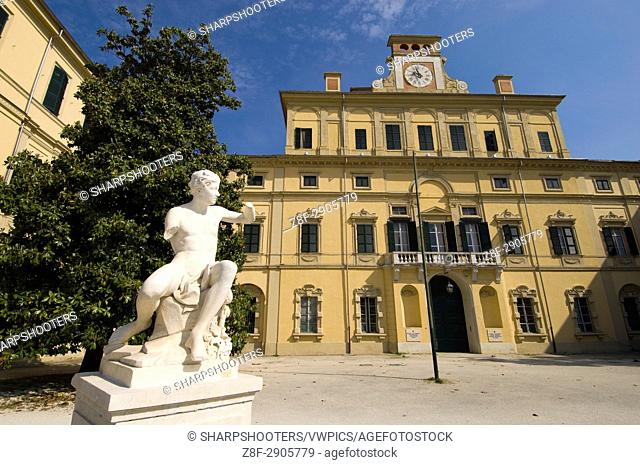 Palazzo Ducale, HQ of European Food Safety Authority, Parma, Emilia-Romagna, Italy