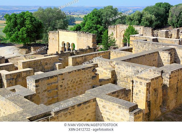 Medina Azahara, Cordoba, Andalusia, Spain