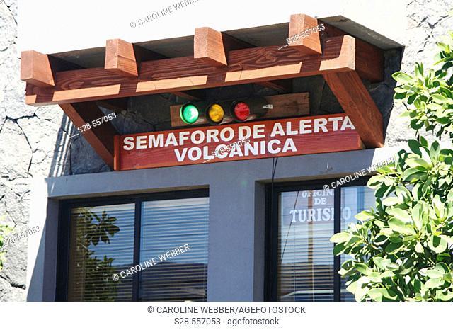 Volcano alert in Pucon, Chile