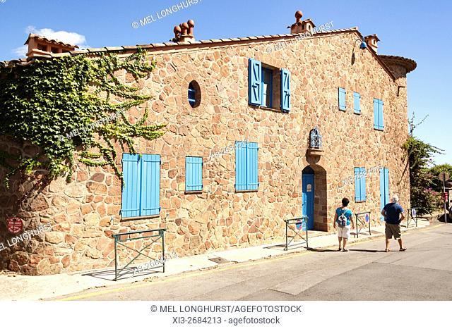 Domaine de la Cabro D'Or, Grimaud, Cote D'Azur, France