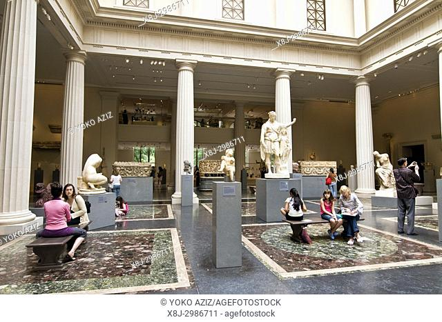 The Metropolitan Museum of Art, Manhattan (New York, United States of America)