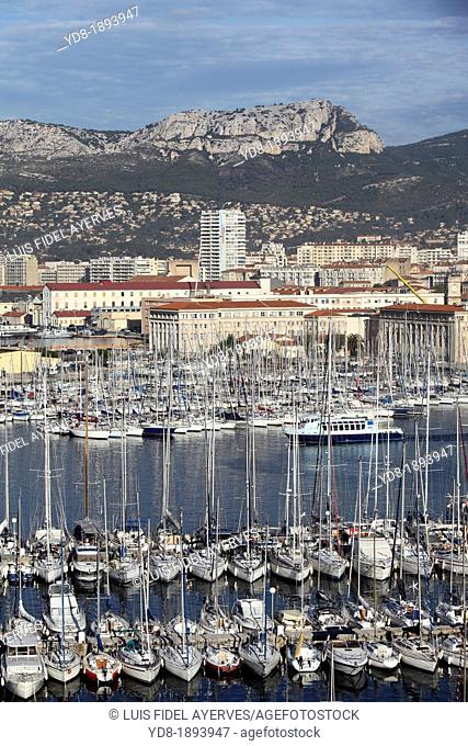 Port of Toulon, Toulon, France, Europe