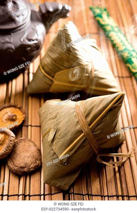 Asian Rice Dumplings