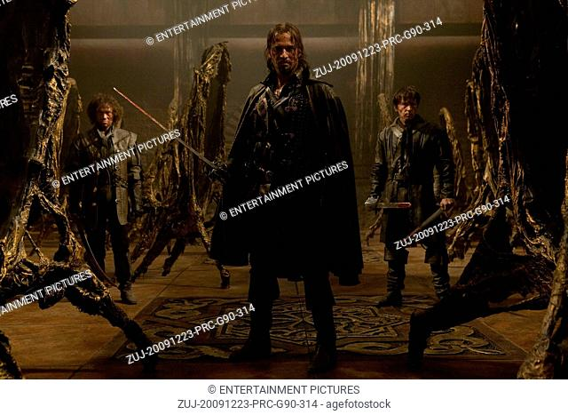 RELEASE DATE: 23 December 2009. MOVIE TITLE: Solomon Kane. STUDIO: Davis-Films. PLOT: A mercenary who owes his soul to the devil redeems himself by fighting...