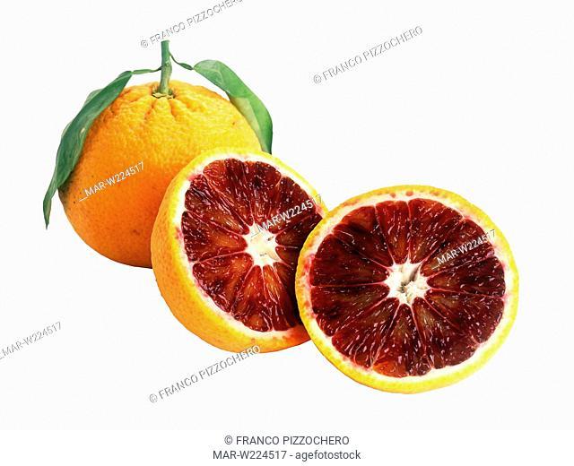 sanguinello moscato oranges