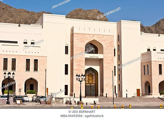 Arabia, Arabian peninsula, Sultanate of Oman, Muscat, Old Muscat