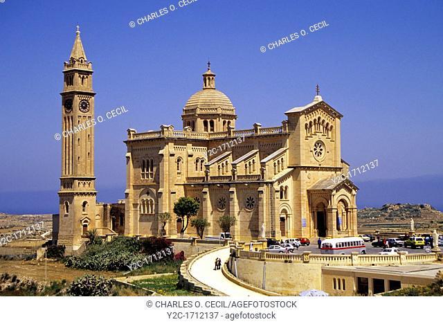 Gozo, Malta  Ta Pinu Church, National Shrine