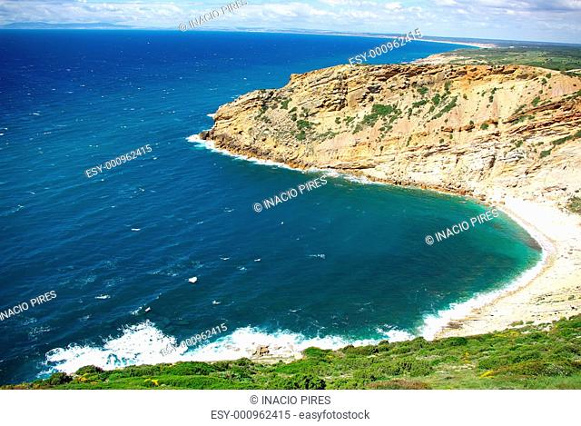 Seascape at Portugal